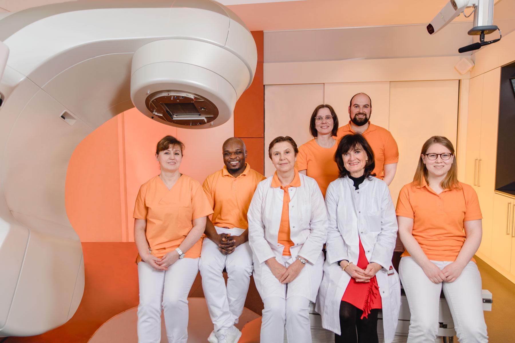 Team - Strahlentherapie Frankfurt